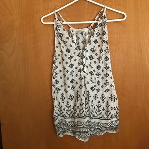 2 FOR 30 Joie flowy patterned tank top